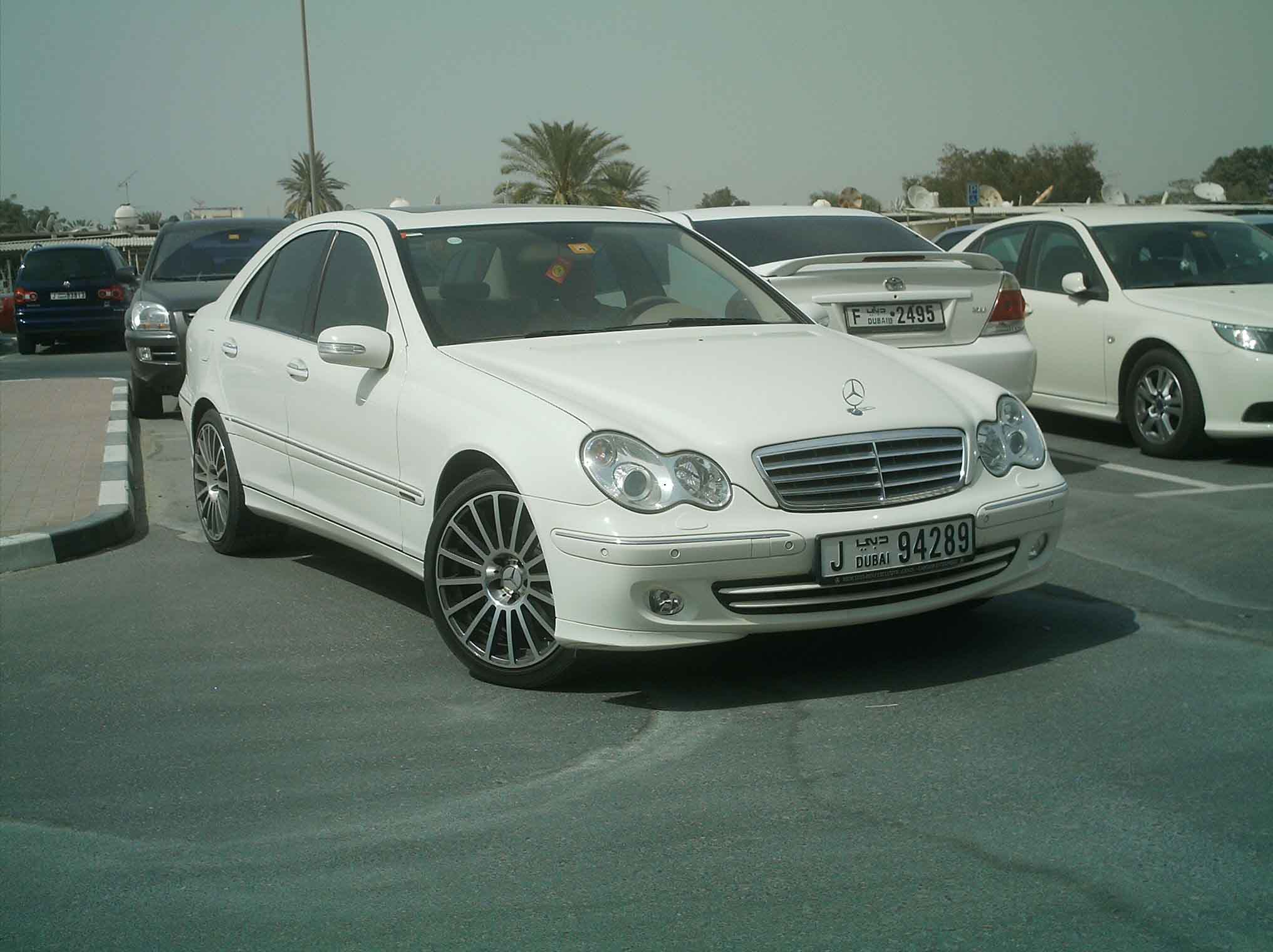 used mercedes benz c230 2007 for sale dubai uae free
