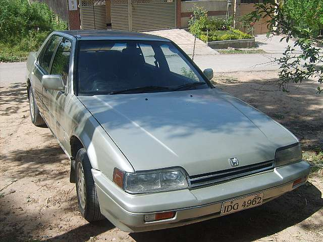 How To Enter Honda Radio Code >> Used 1986 Honda Accord for Sale - Islamabad, Pakistan ...
