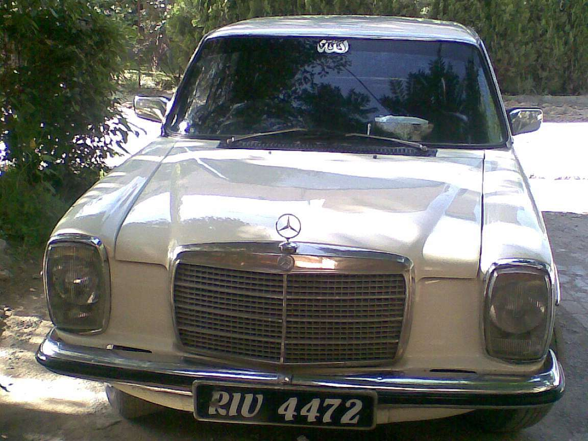 Used Car Frauds >> Used 1975 Mercedes Benz Any Model for Sale - Islamabad ...