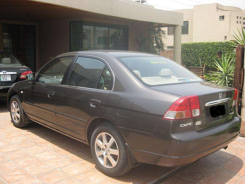 Used 2005 Honda Civic For Sale   Lahore, Pakistan   Free Classifieds    Muamat