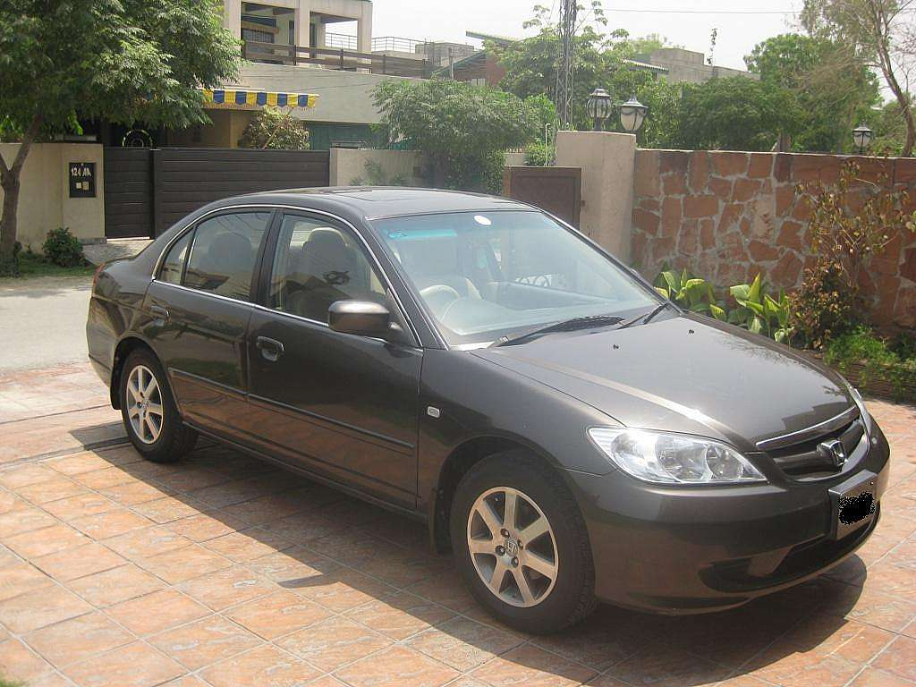 used 2005 honda civic for sale pakistan free classifieds muamat. Black Bedroom Furniture Sets. Home Design Ideas