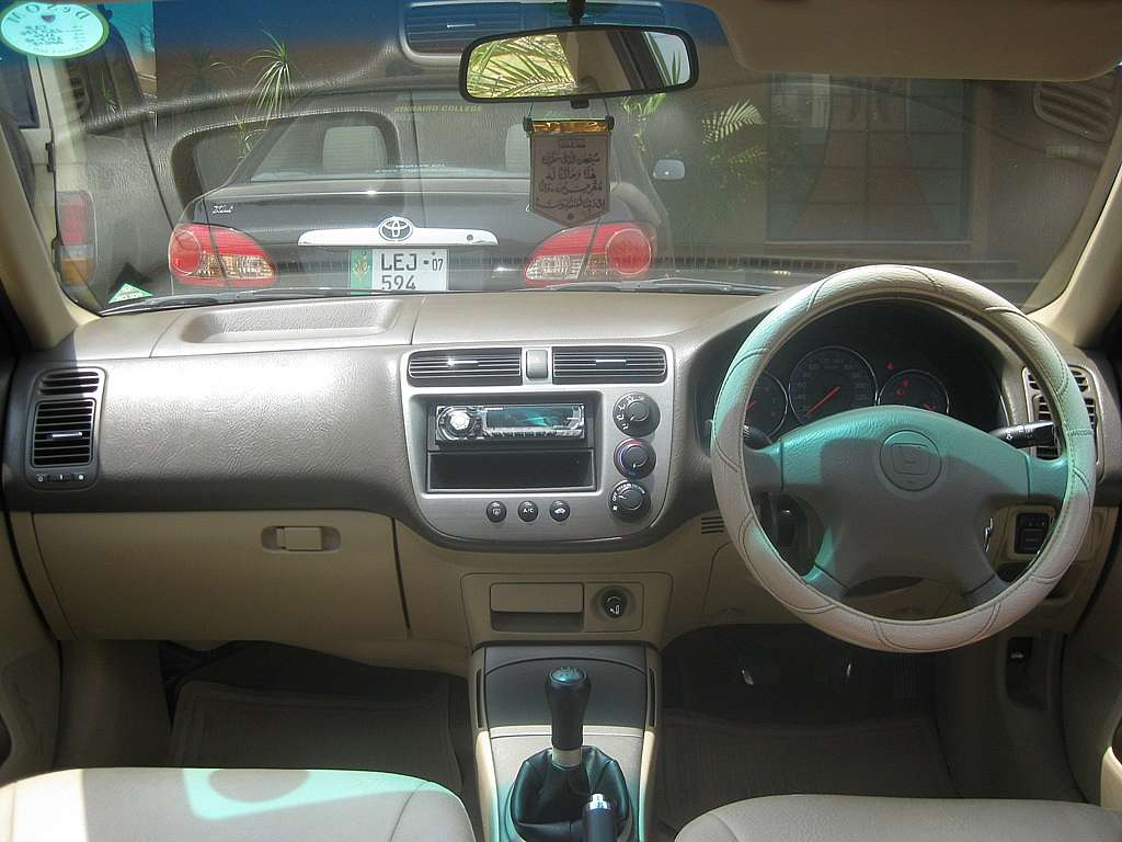 Used 2005 Honda Civic For Sale   Pakistan   Free Classifieds   Muamat