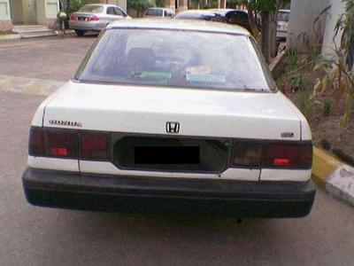 Honda Accord 1987 For Sale in Pakistan Used 1987 Honda Accord For