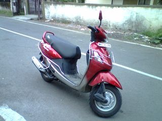 Hero honda pleasure price