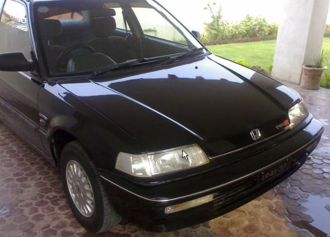used 1990 honda civic for sale lahore pakistan free classifieds muamat. Black Bedroom Furniture Sets. Home Design Ideas