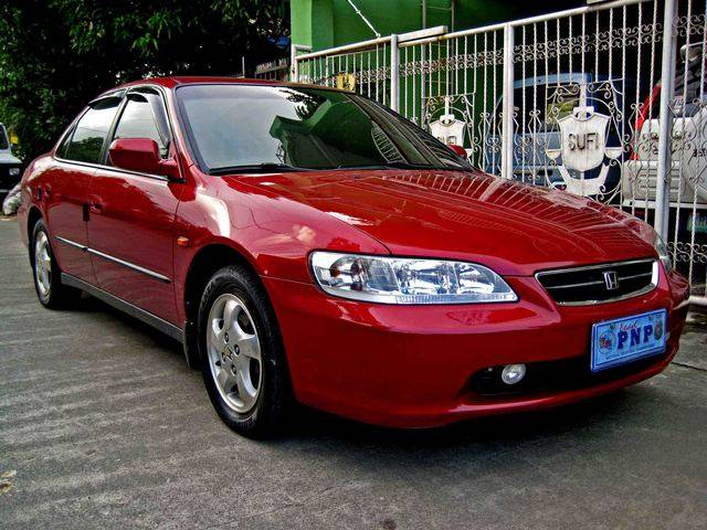 for sale honda accord vti l top of the line m t caloocan philippines free classifieds muamat. Black Bedroom Furniture Sets. Home Design Ideas