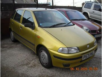 1998 fiat punto 1 2 sx 60 selecta automatic needs replacement automatic gearbox easy repair. Black Bedroom Furniture Sets. Home Design Ideas