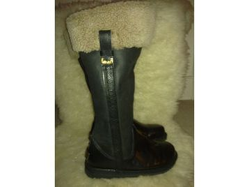 tall gold ugg boots
