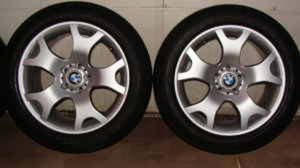 Bmw X5 19 Inch Low Profile Wheels Suits Range Land Rovers