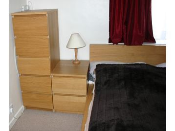 Bedroom Furniture Ikea Malm Oak Cambridge Uk Free Classifieds Muamat