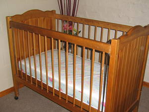 australiana heirloom collection cot instructions