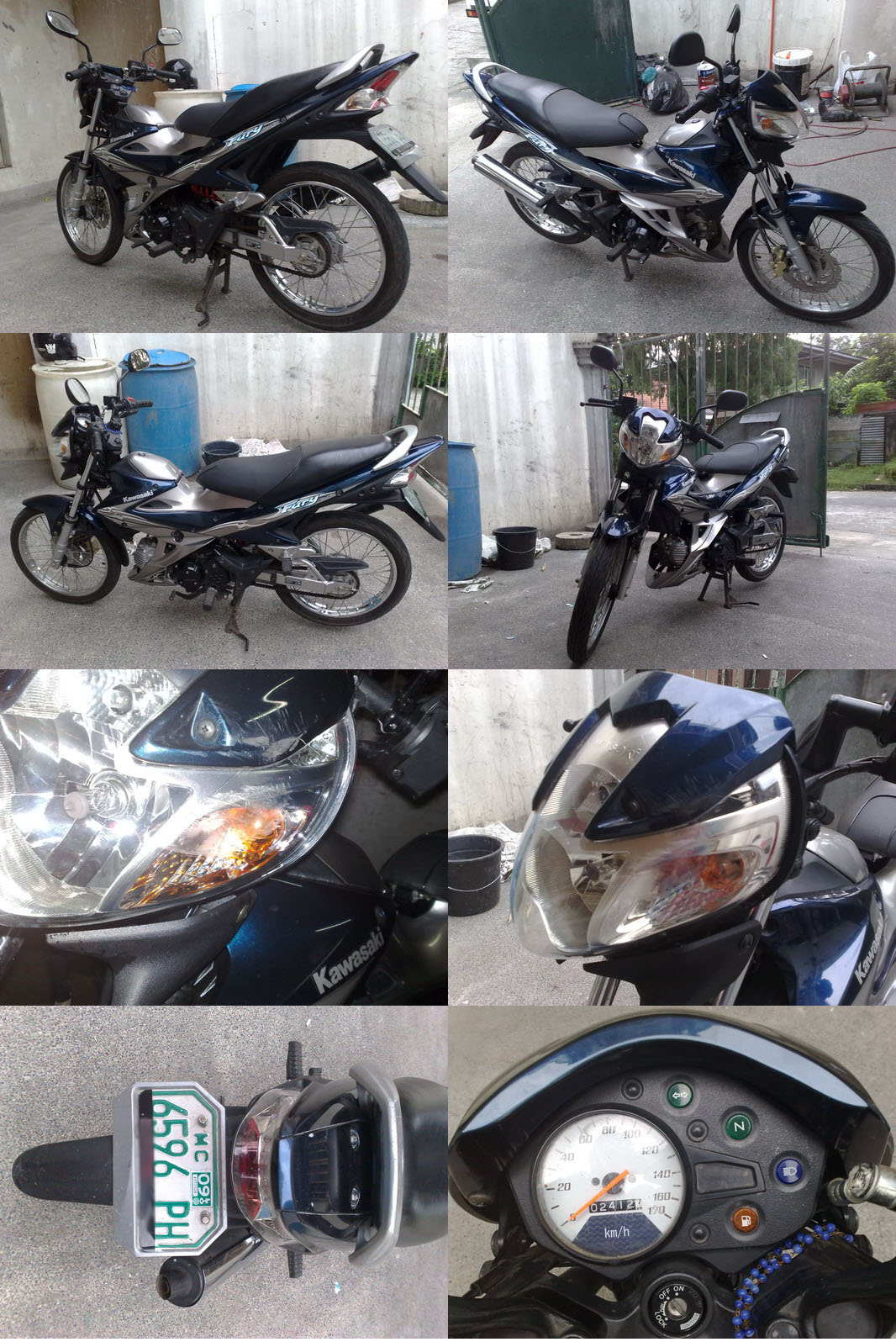 Kawasaki fury for sale