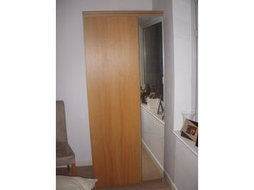 ikea malm wardrobe oak effect cambridge uk free classifieds muamat. Black Bedroom Furniture Sets. Home Design Ideas