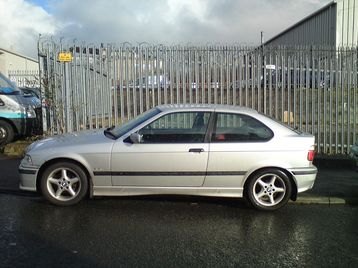 Bmw 318ti compact sport 3dr automatic 1998 silver 1895cc - UK - Free ...