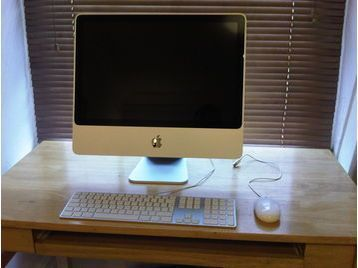 Apple iMac 7.1 Windows 7 64-BIT