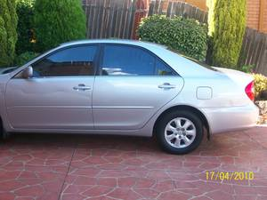 toyota camry ateva 2003 quick sale 10450 call 0433 462 902 sydney australia free. Black Bedroom Furniture Sets. Home Design Ideas