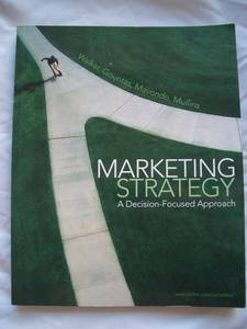 marketing strategy a decision focused approach free pdf