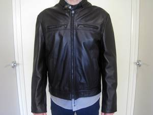 Reviews on Leather Jacket in Brisbane Queensland - Scotch & Soda, SWOP Clothing Exchange, Ruby Iles, The Little Black Dress Shop, Argyris Brothers.