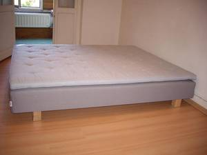 Excellent Condition Ikea Sultan Storfors Double Bed