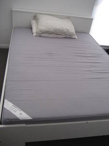 "Low Cost 12"" Personal Comfort Silver Edition Bed Vs Sleep Number ILE Bed - Full(1chamber)"