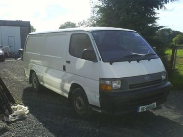 toyota hiace workshop manual d4d 2005