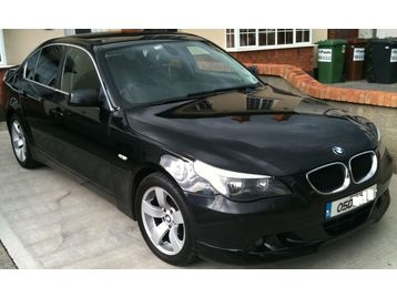 Bmw 520d 2005 Leather Bluetooth Nct For Sale