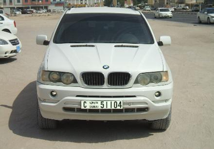 Spec on 2001 Bmw X5 American Specifications For Sale   Uae   Free Classifieds