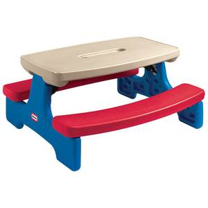 Little Tikes Easy Store Picnic Table Bench Children Step2 Singapore Free Classifieds Muamat