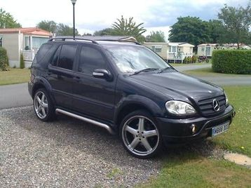 2001 mercedes ml 270 cdi auto dublin ireland free. Black Bedroom Furniture Sets. Home Design Ideas