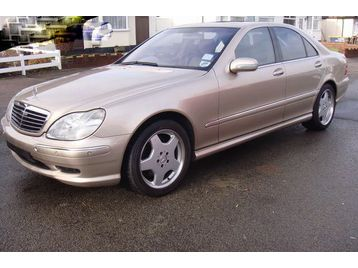 mercedes s class s55 amg 2002 41k miles stunning condition. Black Bedroom Furniture Sets. Home Design Ideas
