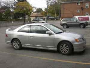 2002 Honda Civic Si Coupe Canada Free Classifieds Muamat