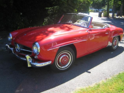 1955 mercedes benz 190sl for sale bangalore india for Mercedes benz for sale in india