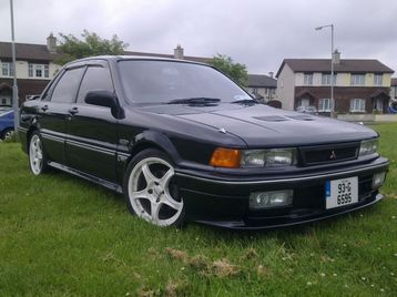 mitsubishi galant vr4 evo 1993 2 0 turbo 4wd very rare first to see will buy for sale dublin. Black Bedroom Furniture Sets. Home Design Ideas