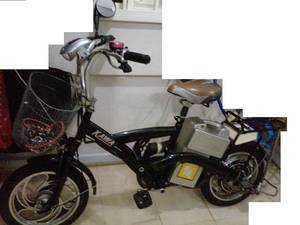 Bikes Electric Hand Second KAWA ELECTRIC BICYCLE SECOND