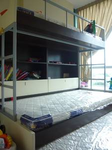 Brand New Double Deck Bed With Pull Out Bed Singapore