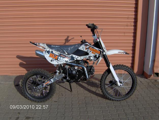 Big Boy Bikes South Africa BIGBOY KLX PIT BIKE FOR