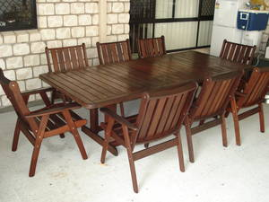 TIMBER OUTDOOR FURNITURE SALE BRISBANE OUTDOOR FURNITURE