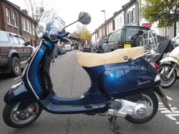 Greater London Motorbike Shop | Scooters, Vespas for sale London