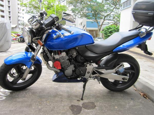 Coolant Flush Cost >> Honda Hornet 250 ( made in JAP) for sale /exchange with 2B ...