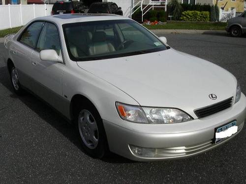 For 1999 Lexus Es300 Coach Edition Chicago Usa Free Clifieds Muamat