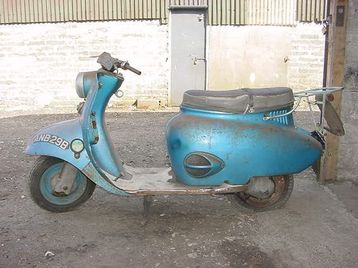 heinkel scooter for sale - scooters