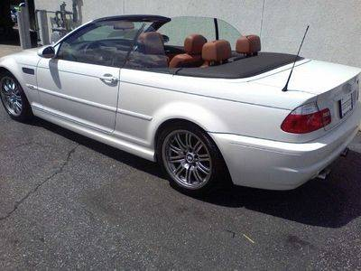 2006 bmw m3 convertible for sale los angeles usa free. Black Bedroom Furniture Sets. Home Design Ideas