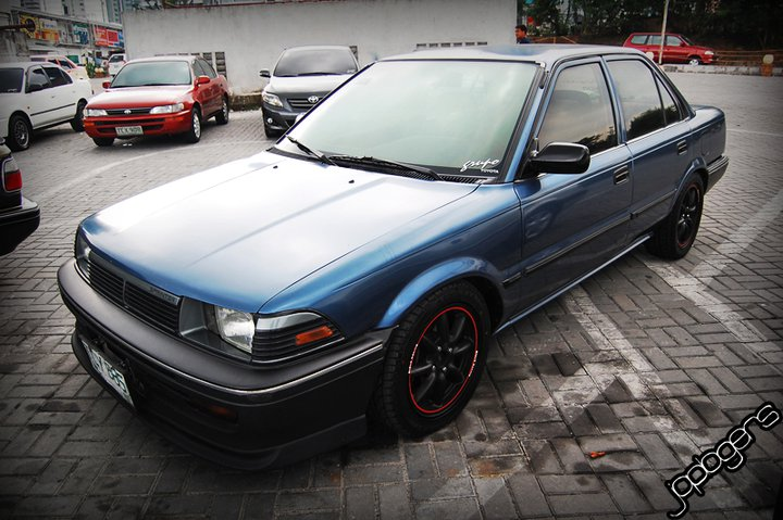 AE92 4AGE http://www.muamat.com/classifieds/1119/posts/2_Vehicles/17_Used_Cars/6264289_Toyota_Corolla_SmallBody_AE92_JDM_4AGE_16V_.html