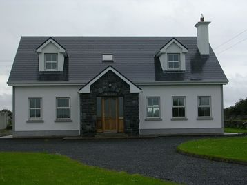 New 5 bed dormer bungalow on over half an acre near for Free house plans ireland