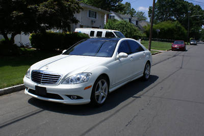 2008 Mercedes Benz S550 Amg Package For Sale Chicago Usa Free