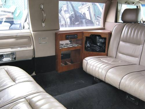 1988 Lincoln Town Car Limousine For Sale Fort Worth Usa Free