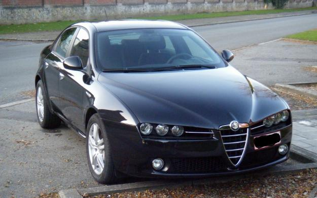 voitures alfa romeo 159 occasion belgique. Black Bedroom Furniture Sets. Home Design Ideas