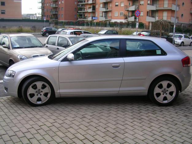 audi a3 2 0 tdi ambition 140 cv rome italy free classifieds muamat. Black Bedroom Furniture Sets. Home Design Ideas