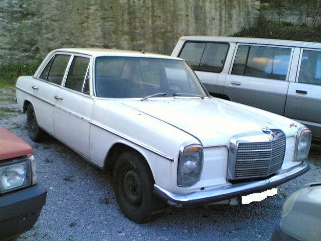 mercedes benz w115 220d autom tico for sale porto