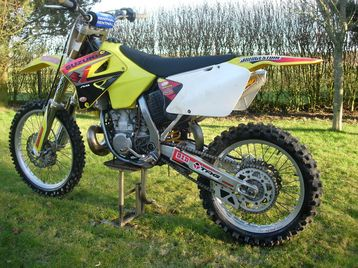 Bikesport Newcastle RM rm rmz kxf FOR